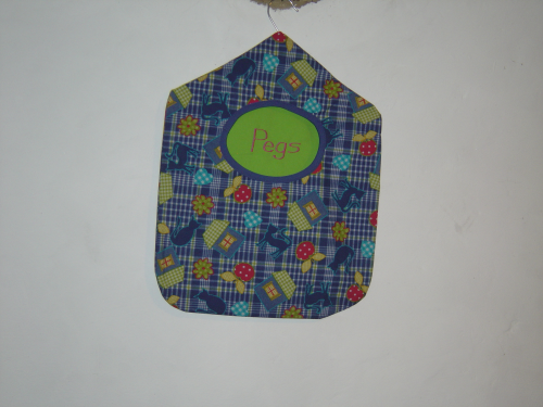 Peg bag by bettysbeds